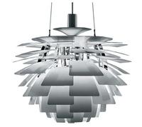 Famous designer replica lamp ph artichoke lamp aluminum silver/copper pendant lamp