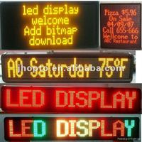 High cost-effective led sign board for gas station price