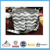 Stylish custom made diaper bag for baby (ES-1403142)