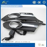 WATER PROOF New design led flexible daylight DRL For VW/LED Daytime Running Lights/Lamp for VW Sagitar 2012