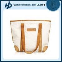 China Factory stylish sturdy canvas tote bag