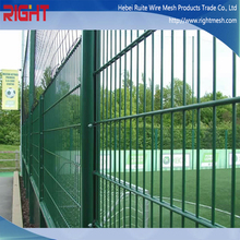 Popular Ornamental Double Loop Wire Fence, Wire Mesh Fence for Sale
