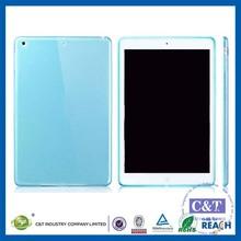 C&T New design custom clear tpu gel case cover for apple ipad mini 4