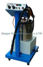 Newest Developed Colourful Flock Electrostatic Flocking Machine XT-F03