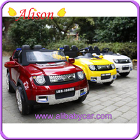 2015 New kids Alison evoque C06601 rc 12V battery for electric car sale