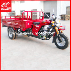 China 150cc 200cc 250cc KAVAKI Cargo Motorcycle / Five whee Tricycle