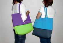 NEOPRENE Latest hot selling cheap fashion PU lady handbag