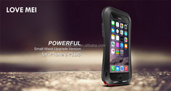 Love Mei Aluminum Cover For iPhone 6 Plus ,For iPhone 6 Plus Protective Cover