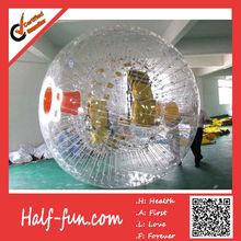 Balón inflable para caminar sobre el agua tamaño adulto personalizado
