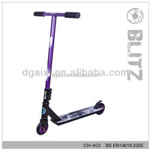 2013 Popular Child Foot Pgo Chinese Scooter with Original T-bar