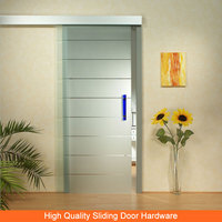Reasonable & acceptable price factory directly 12mm glass hardware hanging sliding shower door wheels