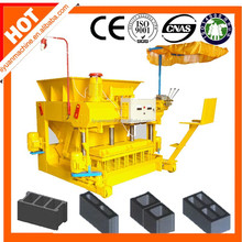 new machine for small business QMY6-25 egg laying concrete block machine concrete paving block machine