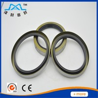 Chemical resistant hydraulic cylinders oil seal half axle oil seal with factory price