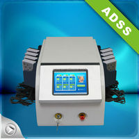 Low level frequency 635nm diode laser fat reduction machine