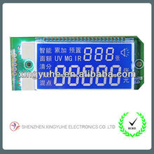lvds lcd alphanumeric displays