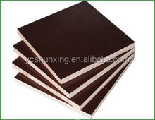 Shandong Yuncheng Film Faced Plywood Marine Plywood Construction Plywood