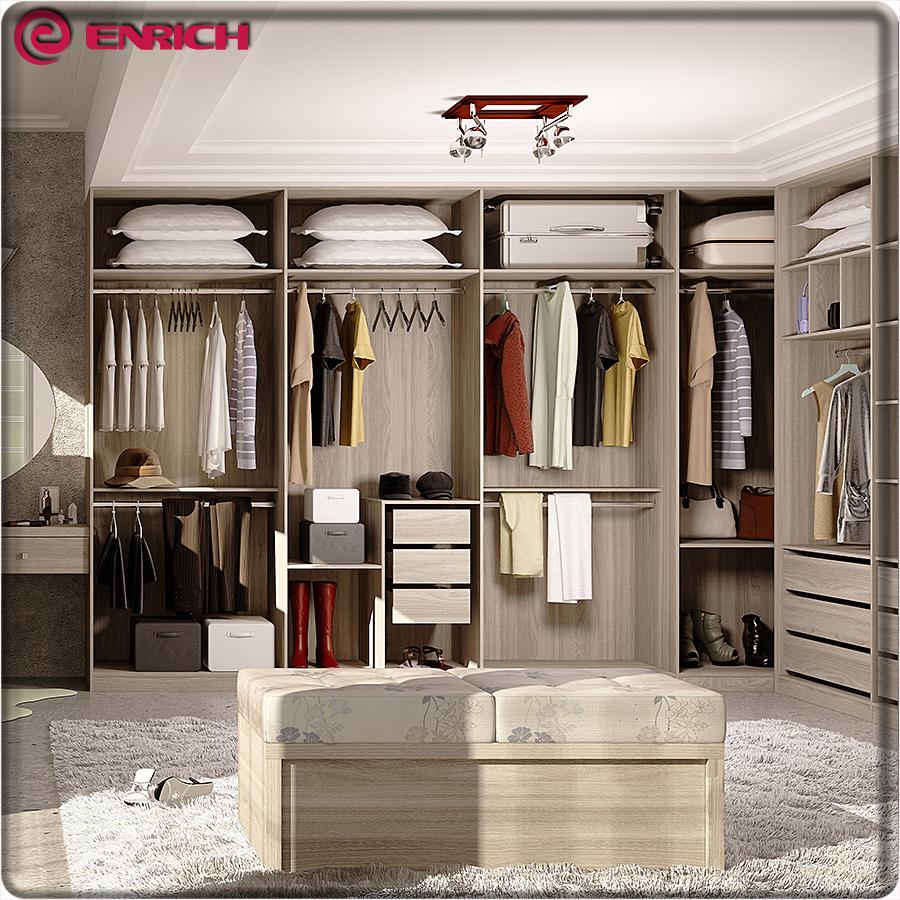 Fancy Bedroom Wardrobe Plywood Wall Almirah Designs: Portable Cheap Price Modern Wooden Furniture Wall Almirah