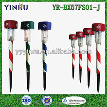 The best price made in China snowflake rod LED light for park