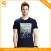 Round Neck Mens Fitted T-Shirt