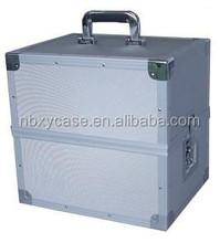 Aluminum Hard CD Case, CD Holder Cases ,dvd case