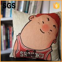 Japanese Animated Cartoon Cushion Home Sofa Decorative Cushion Cover Chair Seat Pillow