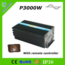 CE& ROHS& SGS&GMC Approved, inverters 3000w, One year warranty