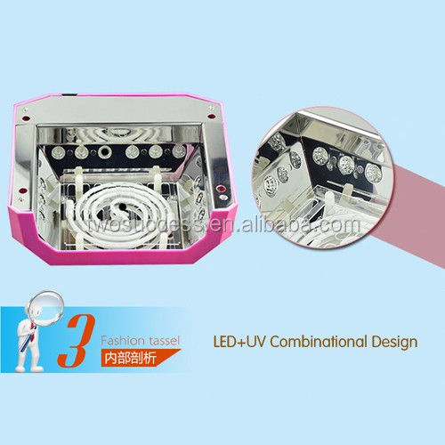 Manicure LED phototherapy lamp (5)