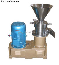 emulsion pitch colloid mill