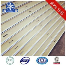 PU foam polyurethane sandwich wall and roof panel with low price and high density