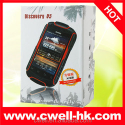 General Mobile Discovery Mobile Phone, Discovery V5+ 3G Rugged Smartphone Android 4.2 MTK6572W Dual Core