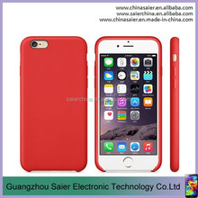 original case imitated leather cover cell phone case for iphone 6 low price
