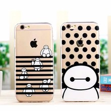 waterproof mobile phone case TPU mobile phone case for iphone 6 plus