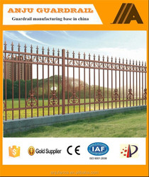 Factory directly sale of Economic decorative garden fence DK004