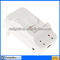 World Eye Q7 Multi-function Mobile Power Charger for Mobile Phones Digital Products White