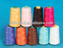 42/2 TFO 100%polyester sewing thread yarn and dyed yarn