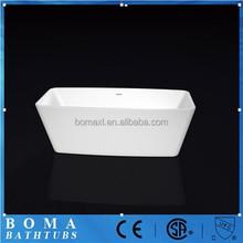 Hot Sale Large Size Cheap Plastic Portable Bathtub for Adults