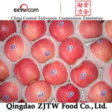 Plastic bag& paper bag fuji apple