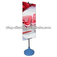adjustable outdoor Water-base decorative picture stand