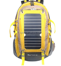 Sunpower solar bag solar backpack for laptop /cellphone/power bank