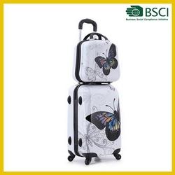 Promotion useful name brand travel luggage