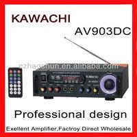 China 12v dc power amplifier hf