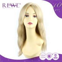 Top Class Low Cost Soft And Smooth End Lace Full Skin Human Eagle High Wigs