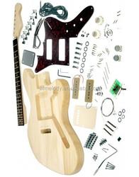 Jaguar electric guitar kits