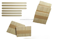 china supplier high quality custom popsicle sticks