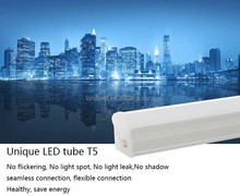 Low power high lumen newest product 220V 7w t5 4ft led tubes