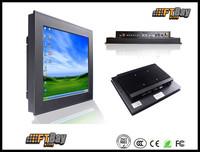 15 inch Fanless industrial Panel PC Wide voltage input 9V-36V