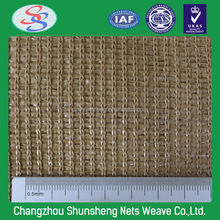 High Quality Virgin Material Knitted HDPE plastic mesh netting