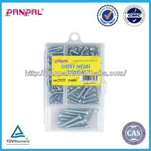 Small Machine Sheet Metal Pan Phillips Head Screws