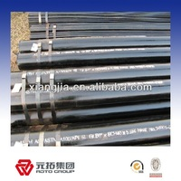 Steel pipe for pipeline, vessel and equipment structure