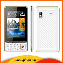 "Low Range 3.5""Touch Screen Dual SIM GSM GPRS Digital China Good Looking Mobile Phone Q200"